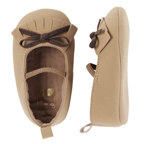 Carter's Moccasin Boot Crib Shoes